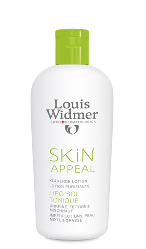 Louis Widmer Skin Appeal Tonique