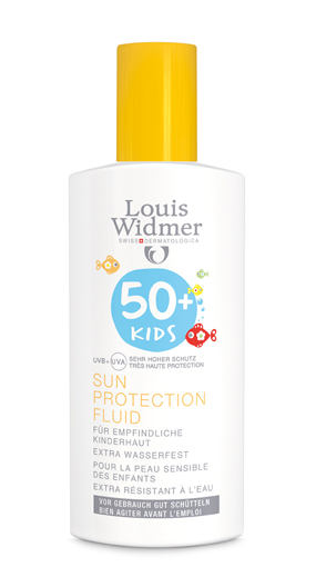 Louis Widmer Sun Kids Protection Fluid SPF50