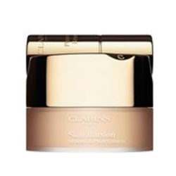 Clarins Puder Foundation Skin Illusion 112 amber
