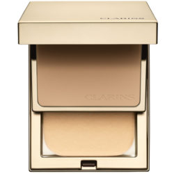 Clarins Everlasting Foundation Compact 112 AMBER