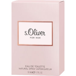 S Oliver For Her EDT 50ml
