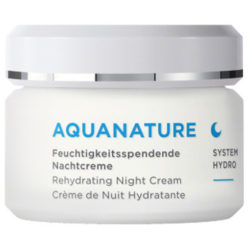 Börlind Aquanature Nachtcreme 50ml