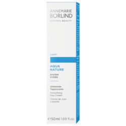 Börlind Aquanature Tagescreme light 50ml