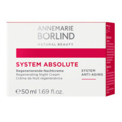 Börlind System Absolute Nachtcreme 50ml