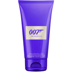 James Bond 007 Women III Body Lotion 150ml